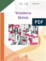Violencia Sexual Julio 2017 180717