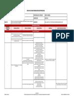 SN-OD-26 Ficha de Caracterización de Proceso - Saneamiento e Inocuidad Rev.00 (3)
