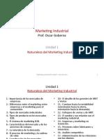 Marketing Industrial Unidad 1 2011 2