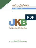 JKB SupplyCatalog Complete