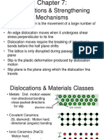 Ch 7 Dislocations and Strengthening Mechanisms 1