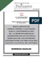 Res. N° 100-2018-CG