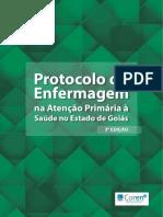 Protocolo de Enfermagem Na Atenção Primária - 2017