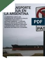 Transporte Por Agua en Argentina