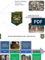 Presentación Proyecto Reposición ESUCAR