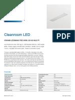 CR434B LED88840 PSD W30L 120 AC-MLO PI- LUMINARIA HABITACION LIMPIA 144 UND.pdf