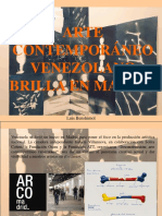 Luis Benshimol - Arte Contemporáneo Venezolano Brilla en Madrid