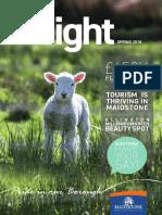 Borough Insight Spring 2018