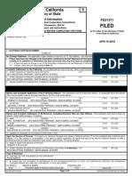 PRIMUS Estatement of Information APR 19 2016