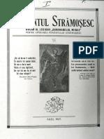 Pamantul Stramosesc anul I, nr. 1, 1 august 1927