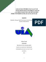 Rancang Bangun Alat Uji Bending Untuk Lab UIA - Rev 3