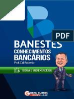 Conhecimentos Bancários - Banestes - Teoria e Exercícios - Cid-1