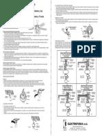 Manual Ventils FC4208-4C1L FC5201-5C5L