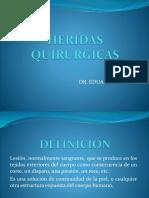 HERIDAS-QUIRURGICAS