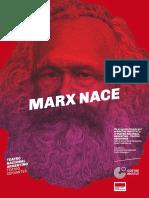 Marx Nace (Teatro Nacional Cervantes - 7 de abril de 2018)