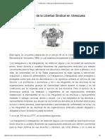 1.1.1 Proteccion y Tutelade La Libertadsindical