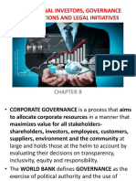 INSTITUTIONAL INVETSORS, GOVERNANCE ORGANIZATIONS AND LEGAL INITIATIVES.ppt.pptx