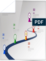 Timeline, Process, MileStones, Achievements, Targets, Sales, Steps, Workflow Design in Microsoft Office PowerPoint PPT
