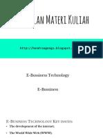 2 E-Bussiness Technology