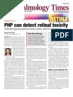 Retinal Toxicity