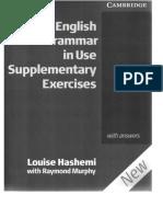 Cambridge - English Grammar In Use (Intermediate) Supplementary Exercises (3rd Ed) (2004).pdf