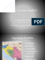 2013 Frozen Conflicts Kosovo
