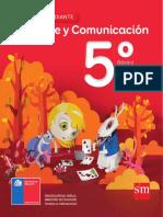 Lenguaje y Comunicación 5º Básico - Texto Del Estudiante