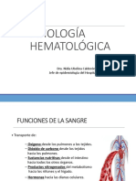 01.1. Fisiología Hematológica