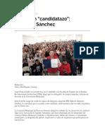 12-03-2018 Tiene Un Candidatazo Gutiérrez Sánchez