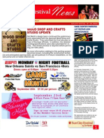 Sept Newsletter