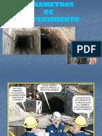 Presentación Parametros de Sostenimiento