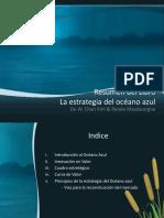 Resumen y Aplicación_Océano Azul_W.chanKim