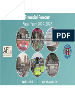 FY19 Financial Forecast Combined Documents