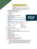 Resumen Canales Distribucion Comercial
