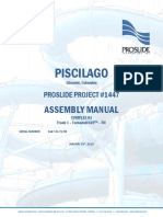 Assembly Manual PROSLIDE tobogan
