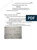 03 European Institutions Study Notes