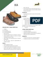 Zapato de Seguridad BRICKERS