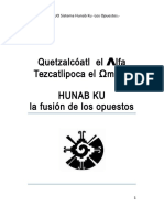 LIBRO 7 Alfa Omega Sistema Hunab Ku -Los Opuestos