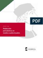 Redaccion Periodistica Audiovisuales- Eduardo Castillo Lozano