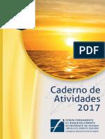Caderno Atividades 2017