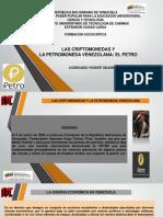 Criptomoneda El Petro