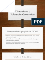 Dimenciones y Tolerancias Geometricas (Basico)