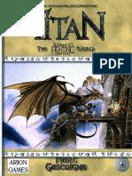 AdvancedFightingFantasy Titan