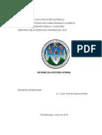 Informe de Auditoria Interna Final