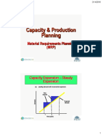 Production Planning MRP