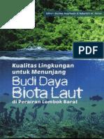 Budidaya Biota Laut