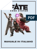 Fate Core System (Manuale in Italiano)