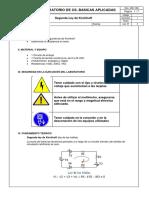 Lab06_Segunda Ley de Kirchhoff