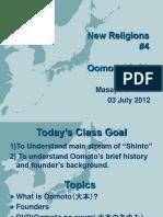 6232307 New Religions Oomoto