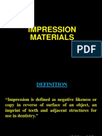 Impression materials - introduction and impression compound - Dr. Anand.ppt